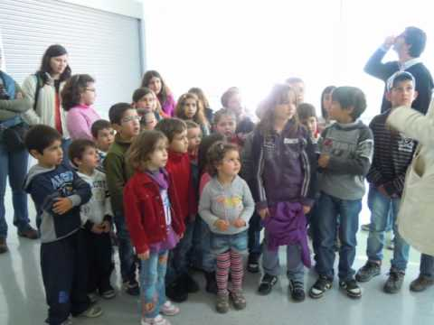 Atividades do Centro Educativo de Santana de Cambas