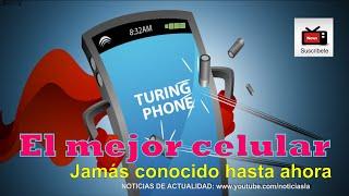 Lanzan el teléfono más resistente y seguro jamás conocido