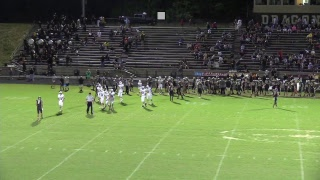 Darlington vs Pepperell Highschool Football