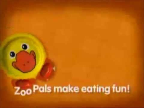 New Zoo Pals Commercial Youtube