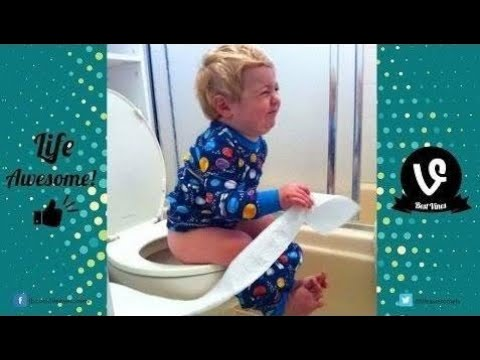 TRY NOT TO LAUGH or GRIN: Funny Kids Fails Compilation 2017 | Best Funny Kids & Babies Fails Videos