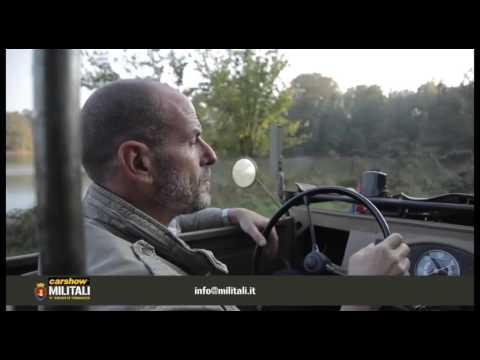 JEEP WILLYS - KUBELWAGEN TYP82. MILITALI puntata 1
