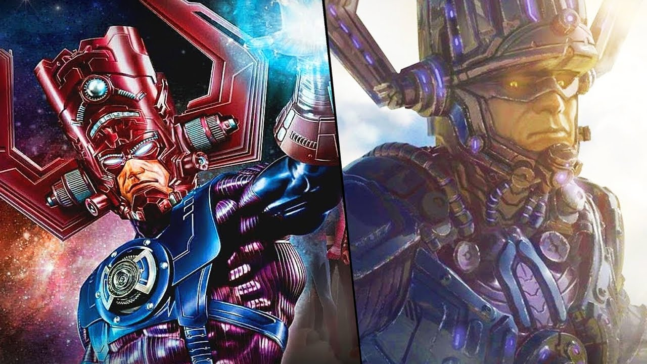 Avengers 4 - Galactus Post Credit Setup? Next BIG Villain? Avengers Vs Galactus? - YouTube