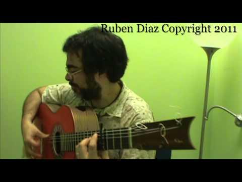 Cante Flamenco 3 Advanced Guitar Lesson accompaniment   Ruben Diaz GFCestudio Malaga CFGstudio