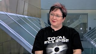 "Paul Pepper: Angela Speck, Professor of Astronomy, MU, ""Solar Eclipse Part 2"""