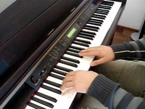Herbert Grönemeyer - Mensch - Klavier