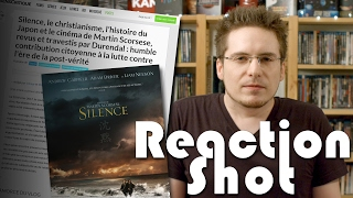 Reaction Shot #3 - Silence : Réponse à l'article SensCritique
