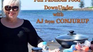 Fun Fabulous Food Downunder - Fijian Roti & Chicken Curry S01e05