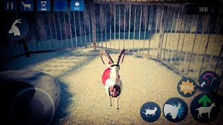 Goat simulator PAYDAY how to unlock all goat part 3
