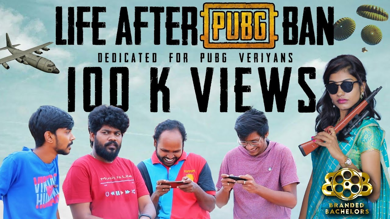 Pubg Ban   RIP Pubg 2.0   Life After Pubg Ban   For All Pubg Veriyans   Branded Bachelors