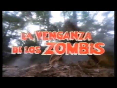 La Venganza de los Zombies Vivientes (1974)  -  Trailer español