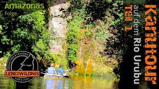 Kanutour auf dem Rio Urubu (Teil 1) - Survival Adventure & Training