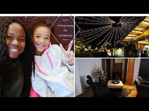 VLOG | GOING AWAY FOR CHRISTMAS| LUBECK GERMANY | PART 1