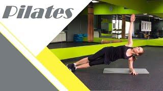 Pilates.Lesson 1 /Пилатес.Урок 1.