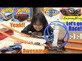 2019 HOT WHEELS Diecast Cars Racing! New 2019 Hot Wheels Cars Unboxing and Race Time! Race #38