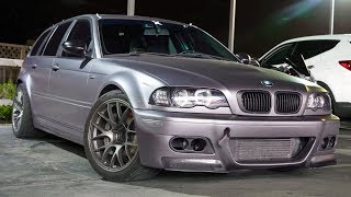 2JZ Wagon BMW, Dig Racing, Neck & Neck Races & MORE!