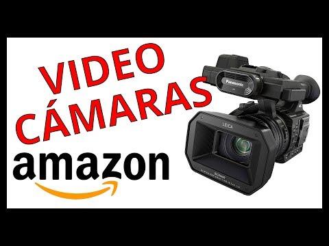 Las 7 Mejores VIDEOCAMARAS Más Vendidas En AMAZON 2019
