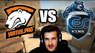 Polskie Gran Derbi W Cs:go - Virtus.pro Vs Esc Icy Box