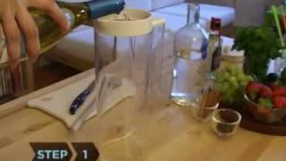 How To Make White Wine Sangria
