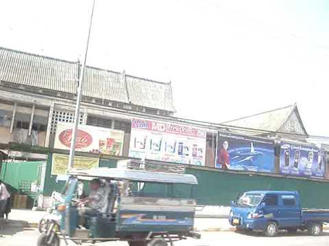 Vientiane,Moring Market station