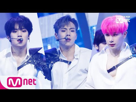 [MONSTA X - Alligator] Comeback Stage | M COUNTDOWN 190221 EP.607