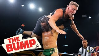 "Adam Cole on Pat McAfee's ""twisted"" mind: WWE's The Bump, Dec. 2, 2020"
