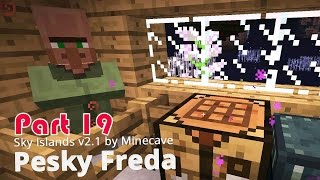 Minecraft Adventure Map - Sky Islands v2.1 - Pesky Freda {19}