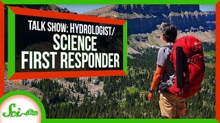 Hydrology and Huckleberry The Beaver | SciShow Talk Show