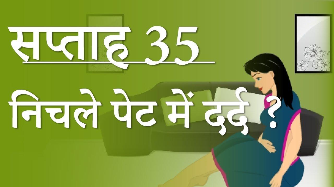 Pregnancy | Hindi | Week by Week - Week 35 | गर्भावस्था - सप्ताह 35 - Month  8