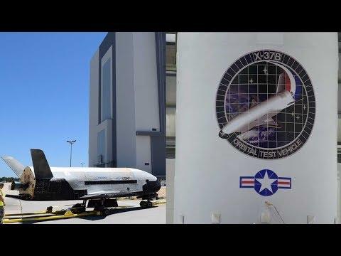 Boeing X-37B Orbital Test Vehicle explained