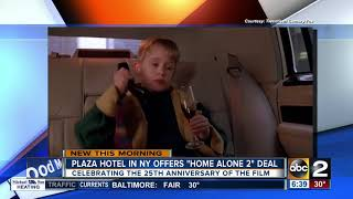 Plaza Hotel In NYC Offering \