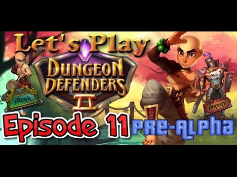 Forest crossroads dungeon defenders 2 ps4 pre alpha episode 11 youtube - Dungeon defenders 2 console ...