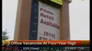 Office Vacancies At Four-Year High - Bloomberg