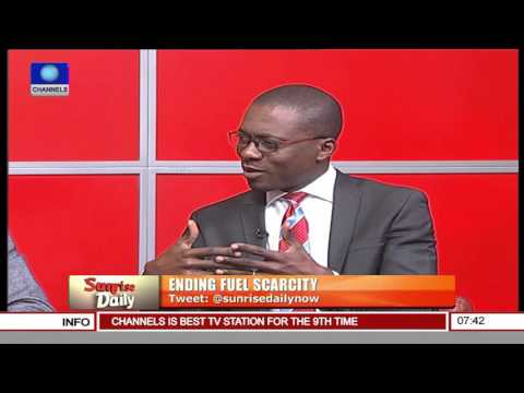 Financial Analyst Sees Solution To Scarcity In Removal Of Petroleum Subsidy -- 11/12/15 Prt 1