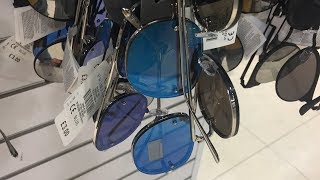 Primark Sunglasses for Men with prices,September,2019