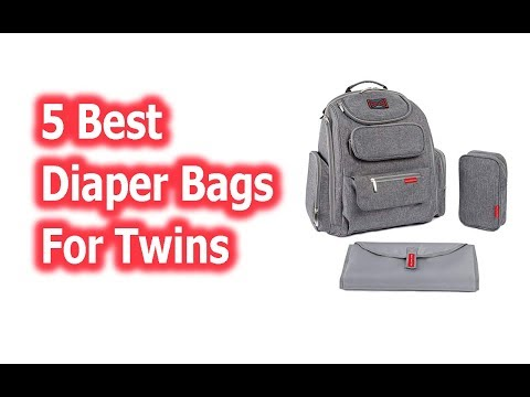 Best Diaper Bags For Twins Buy In 2019