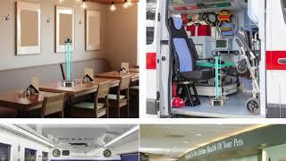 UV - C  Disinfection, lamps, Sterilizer Boxes, Sanitation, etc.