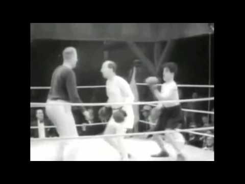Charlie Chaplin  Boxing