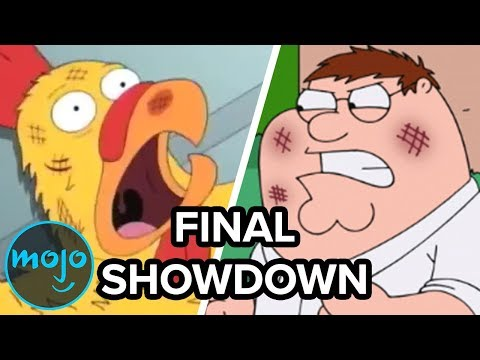 How Family Guy Could End