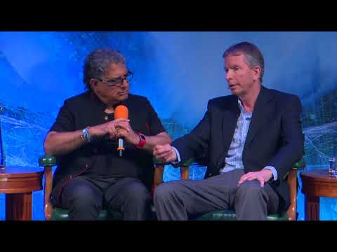 Deepak Chopra and Donald Hoffman: Reality is Eye Candy