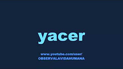 y Spanish words that start with the letter y   YouTube