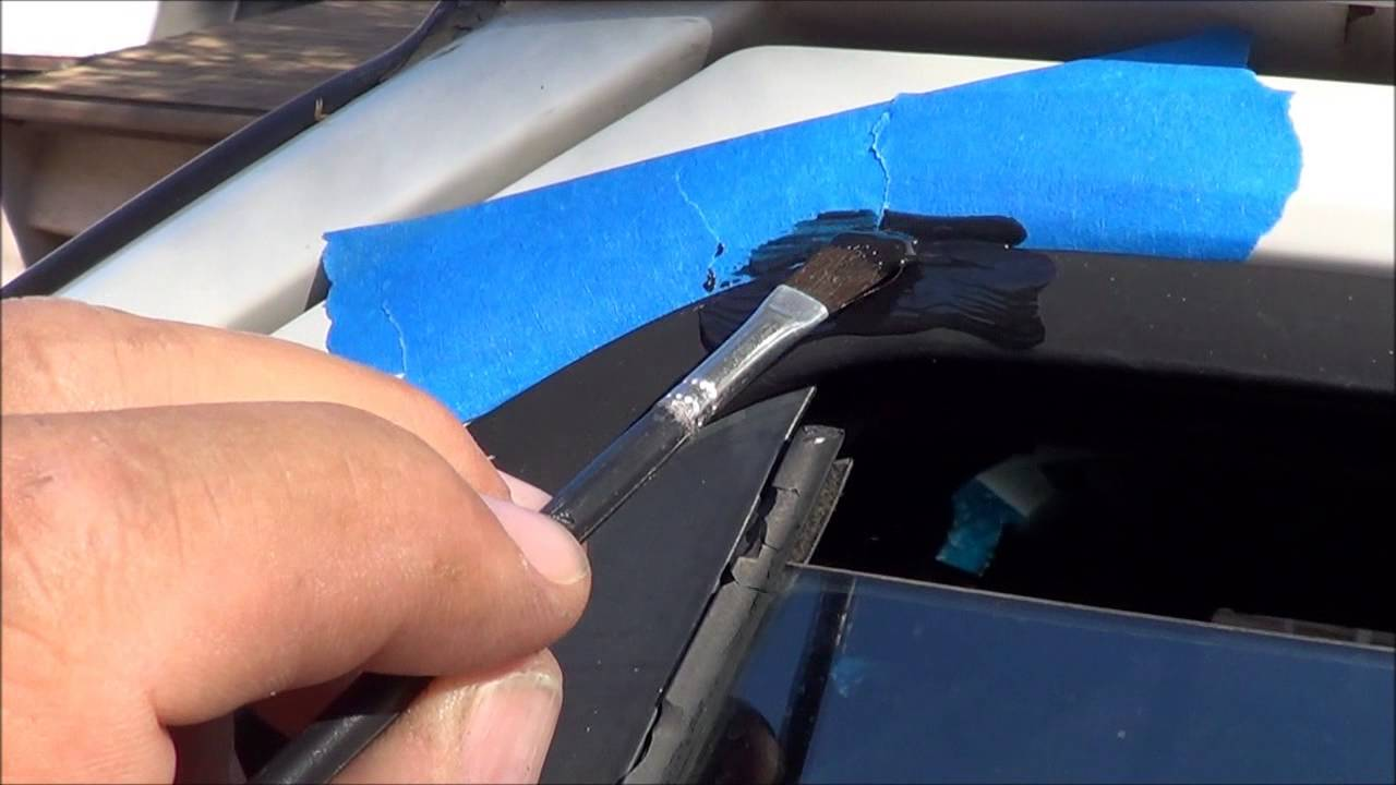 Jeep Cherokee Xj Window Trim Repair Youtube