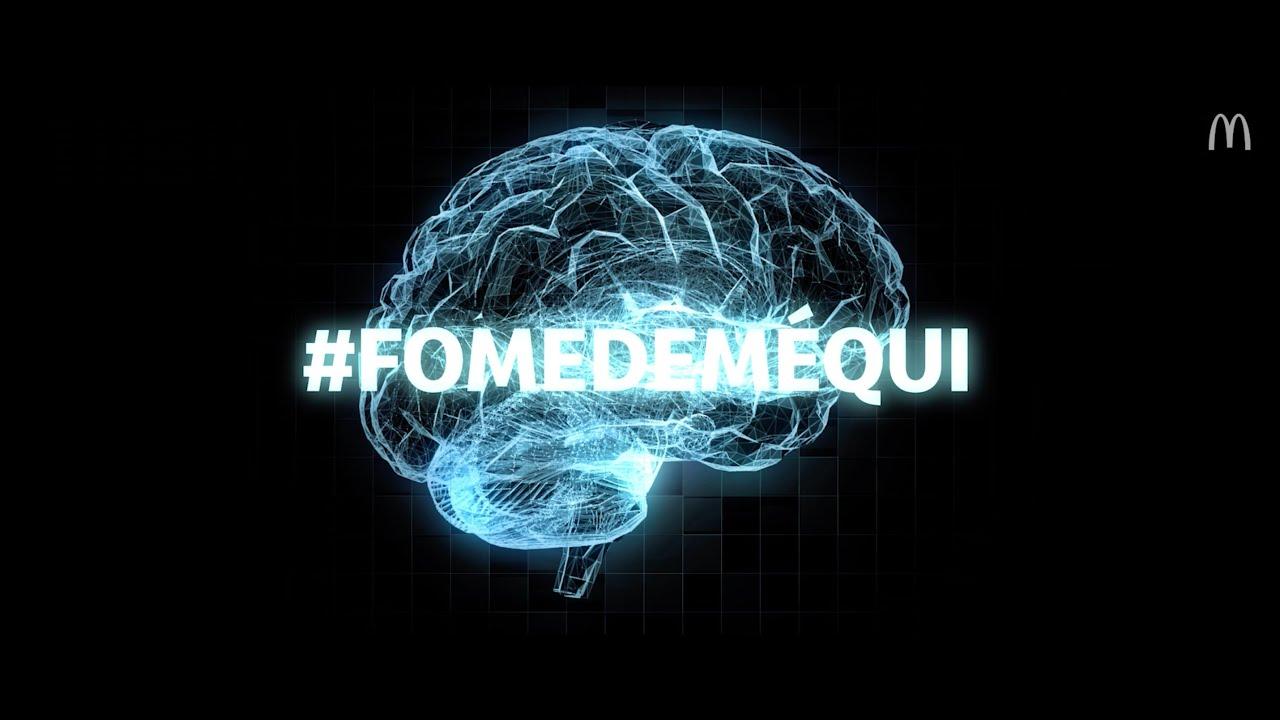 #FomeDeMéqui