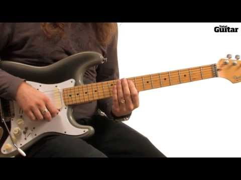 Guitar Lesson: Learn how to play Daft Punk - Get Lucky (TG242)