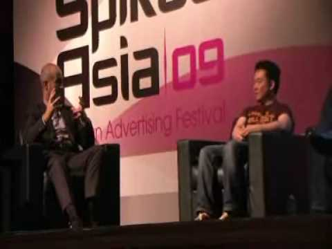 Spikes Asia 09: Publicis, The balance of Power