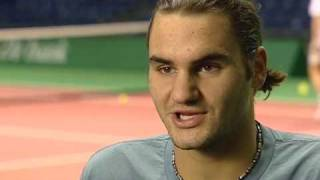 World Sport TV - Roger Federer on 16 Grand Slams