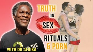 "Dr. Llaila Afrika - Exposes Truth on Sex Rituals ""They use Sex to Sell European Culture"" (Clip)"
