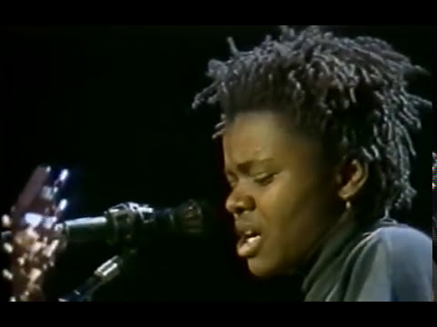 Tracy Chapman  Fast Car  12/4/1988  Oakland Coliseum Arena (Official)