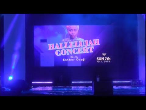 Hallelujah Concert - Esther Osaji