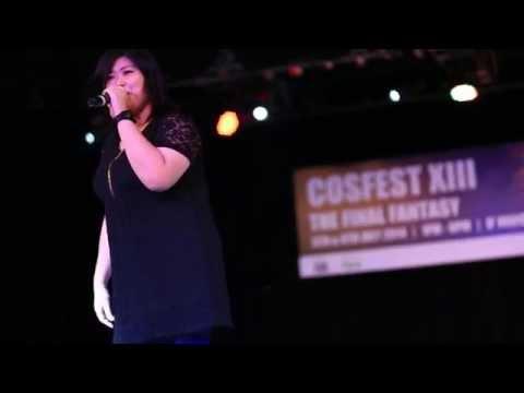 Cosfest XIII 2014 Ani song 7 EGOIST- Kimi Sora Kiseki